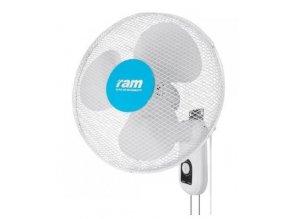 Cirkulační - nástěnný ventilátor RAM - O40cm
